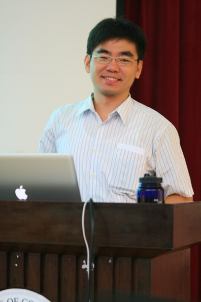 Prof. Ching po Lin